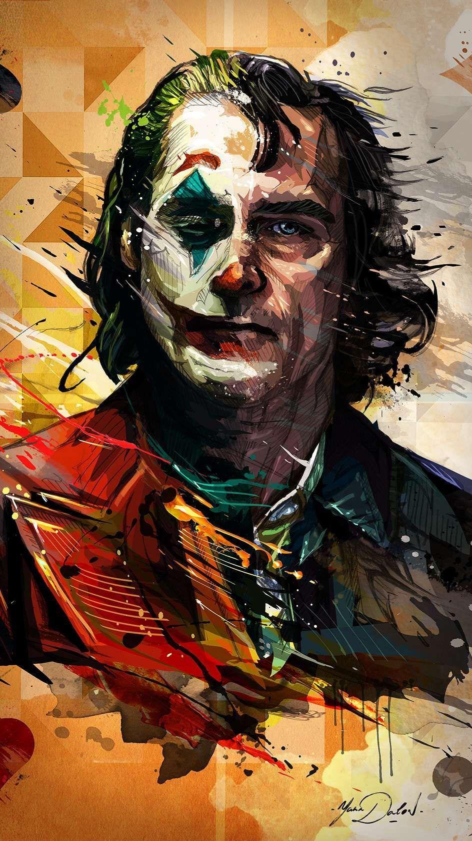 Pin By Rochehat Pardede On Cooke In 2020 Joker Drawings Joker Artwork Joker Wallpapers