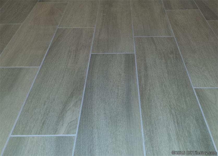 Wood Look Tile Flooring