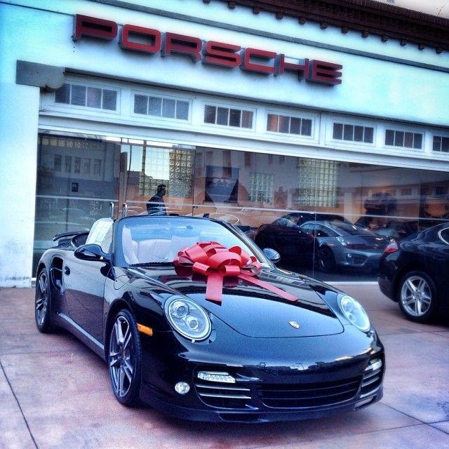 Beverly Hills Porsche Showroom