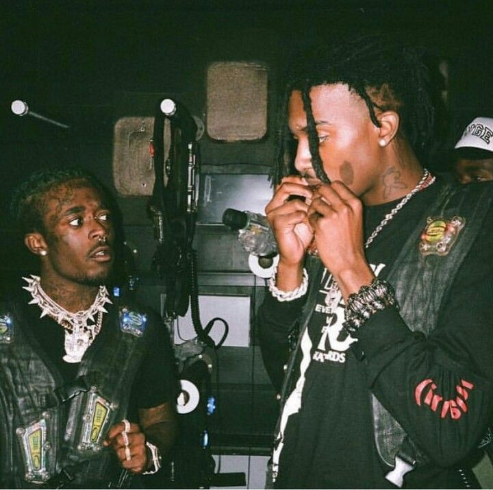 Lil Uzi Vert x Playboi Carti LUV is RAGE Pinterest