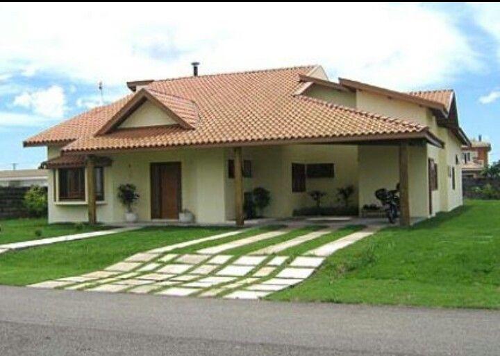 Casa de campo casa de campo house styles house house for Fachadas de casas campestres