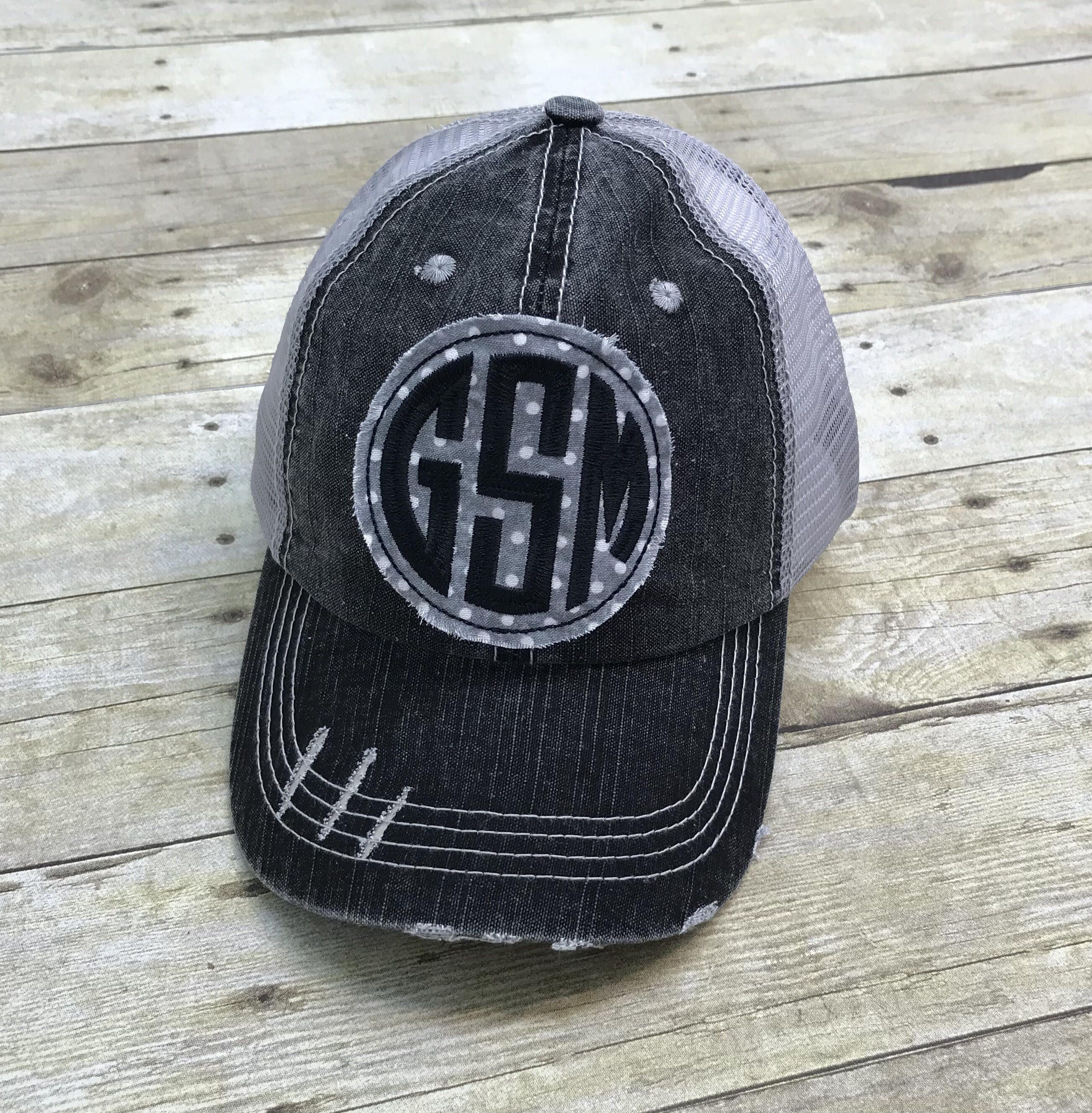 440e10df5cc Great Smoky Mountains Trucker or Baseball Hat by JordansGems2 on Etsy