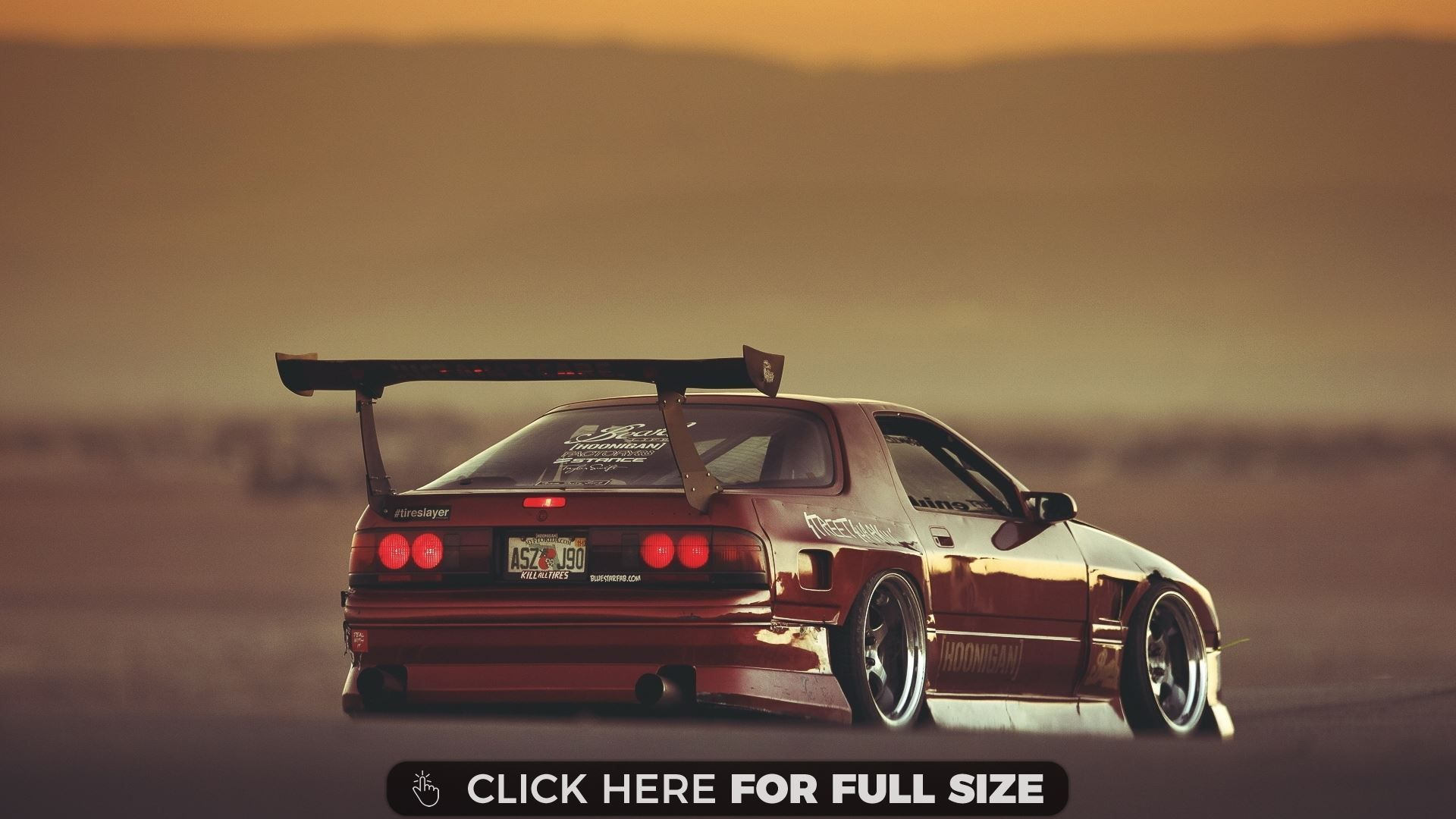 Rear Modified Car Wallpaper Jdm Wallpaper Modified Cars Jdm