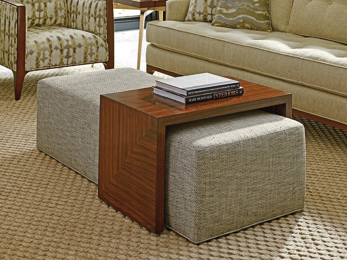 Created with you in mind, this Ottoman offers a