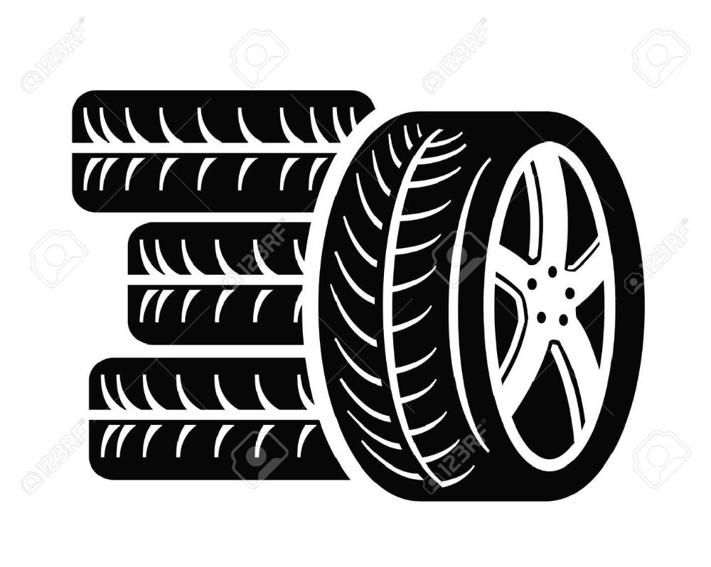 Tyre Icon Tire Icon Graphic Design Programs Tire Vector