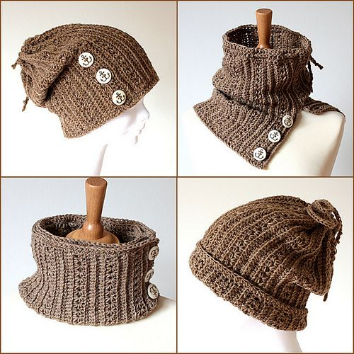 Ravelry: 2 in one Hat / Cowl