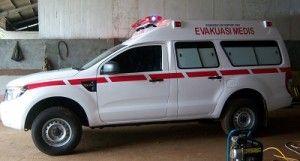 Harga Mobil Ambulance Ford Ranger Mobil Ambulance Ambulans Ford Ranger Ford