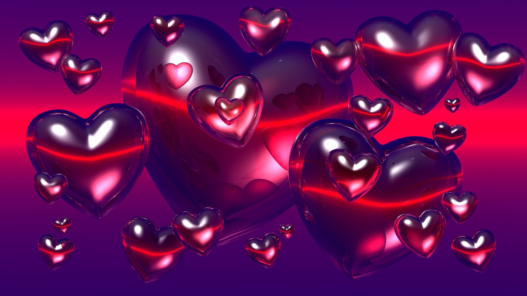 Heart 3d Wallpaper Free QziDt Is Lovely HD For Your Desktop Or Gadget