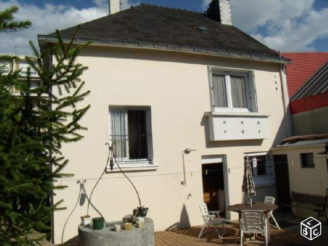 Maison 4 Pièces 86m2 Ventes Immobilières Loire Atlantique