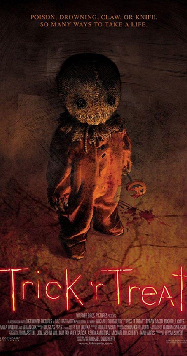 Trick 'r Treat (2007) IMDb in 2019 Horror movie