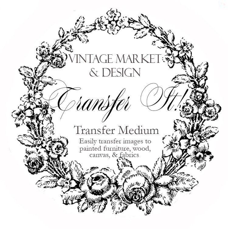 Vintage Market U0026 Design® Transfer It! , VMu0026D Furniture Decorative Finish  Products   Vintage Market And Design, Vintage Market And Design   1