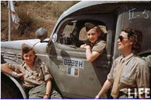Les combattants du Corps Expéditionnaire Français en Italie, pin by Paolo  Marzioli   Armée française, Militaire, Croix rouge