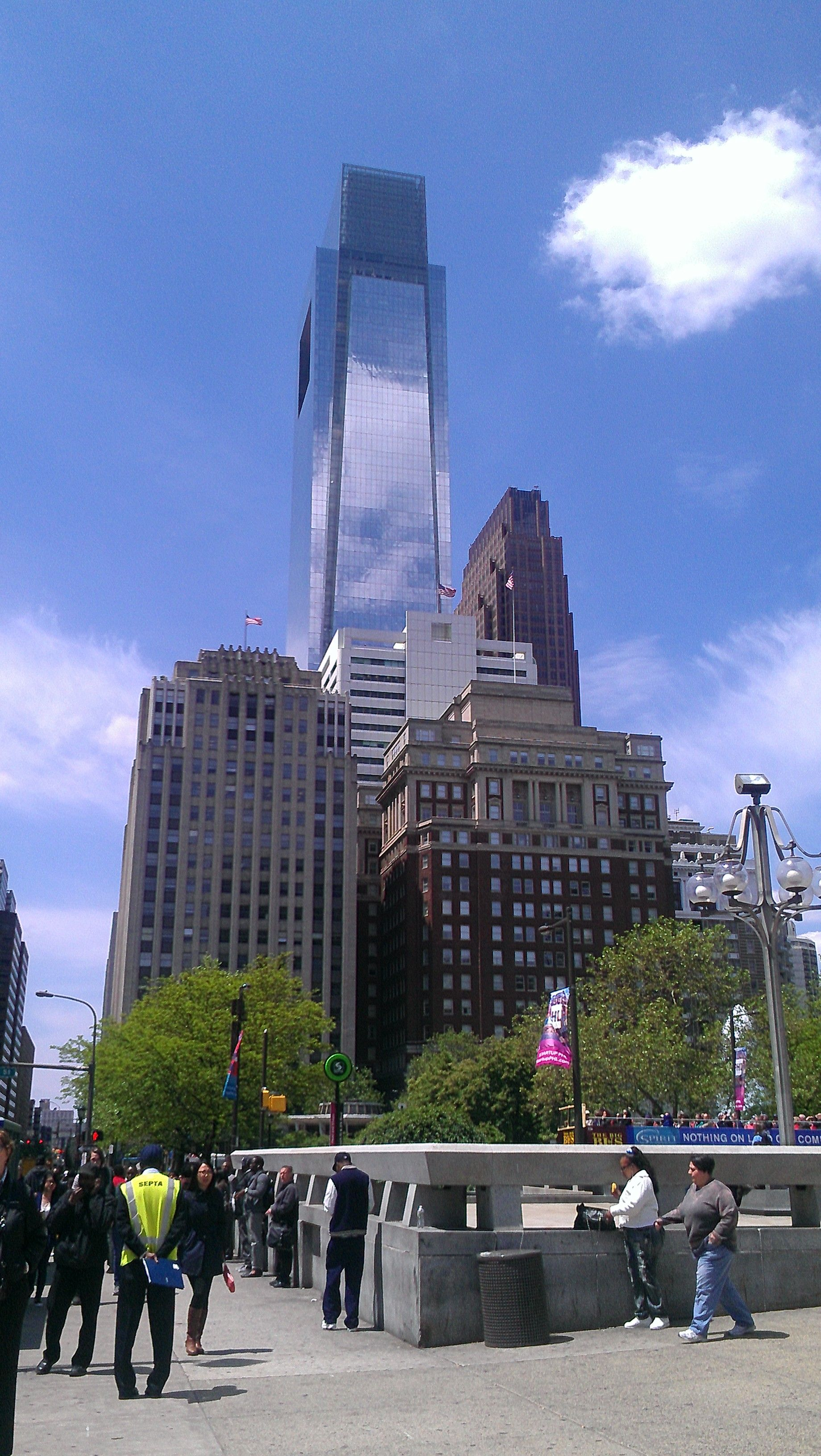 Comcast Building Philly United States Cities Places To Visit