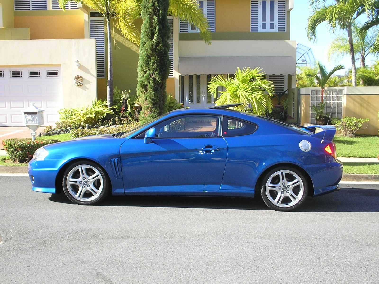 Hyundai Tiburon Gt V6 Se One Of My Funnest Rides Ever