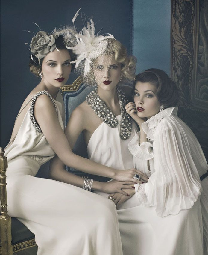 Great Gatsby Inspired Hair Makeup Products Great Gatsby