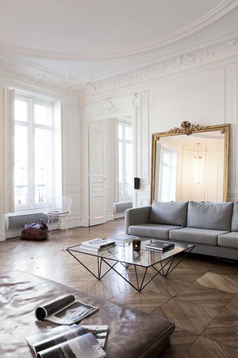 Working and living in Paris | Parisian apartment, Parisians and ...