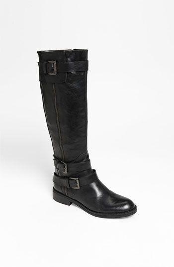 Black Riding Boots