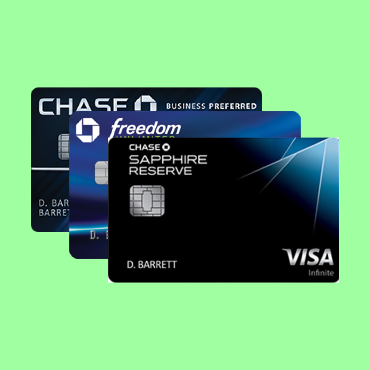 Chase Trifecta Combo Ultimate Rewards Points Calculators Cool Business Cards Business Card Type The Points Guy