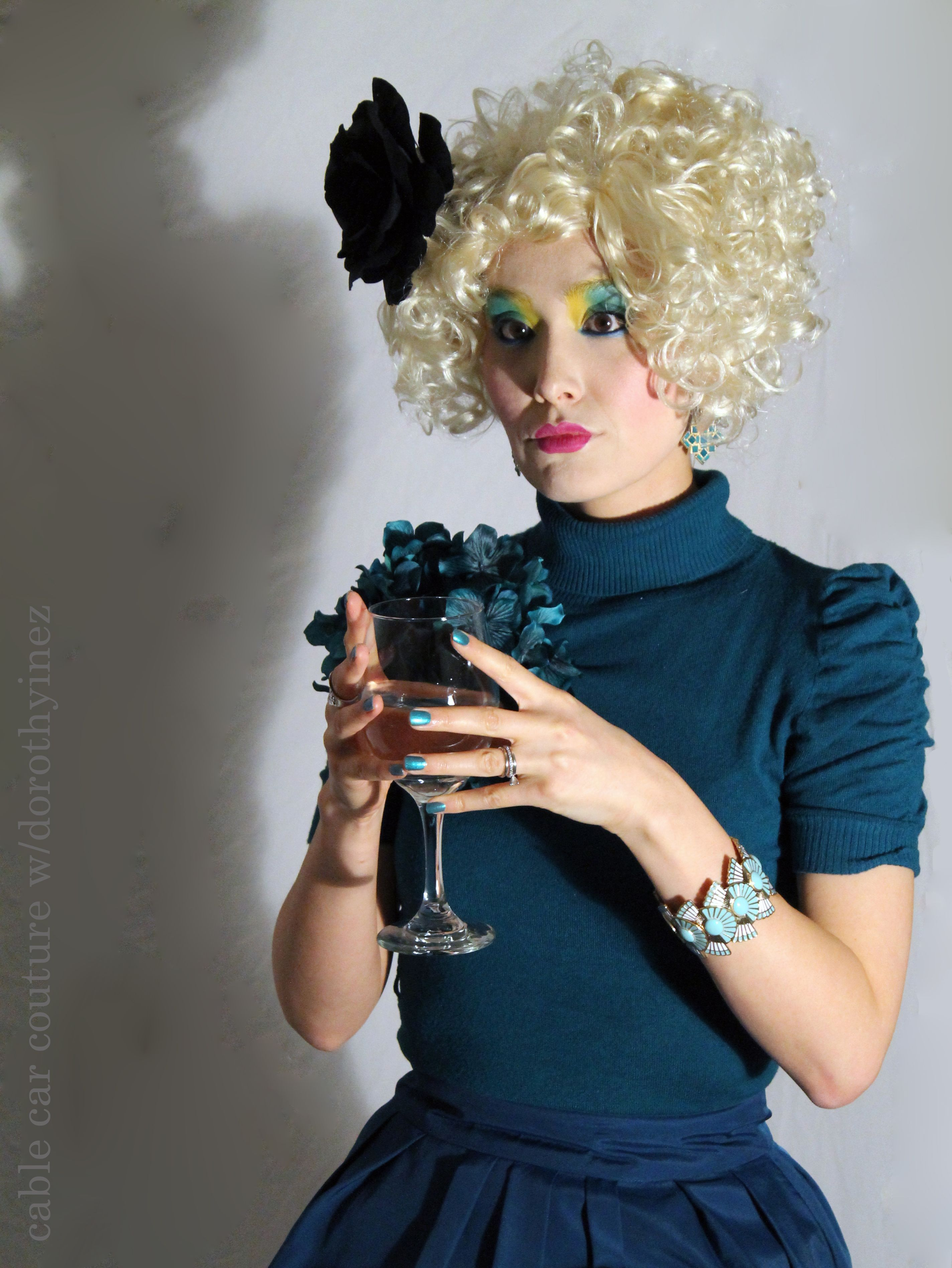 effie trinket halloween costume ideas diy halloween costumes in your closet
