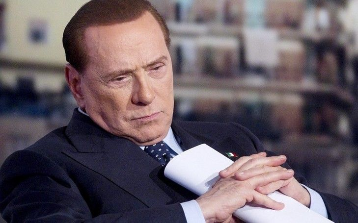 Silvio Berlusconi accused of trying to buy votes days before election  - Telegraph