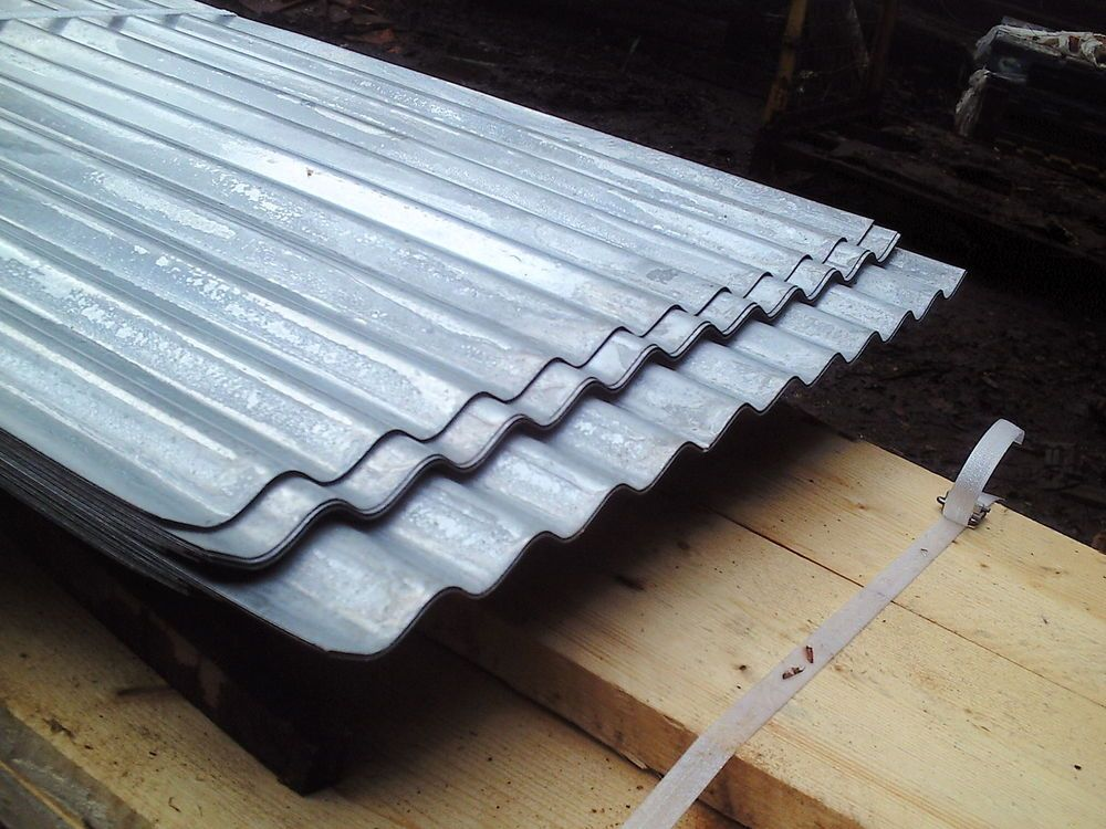 8 10 Galvanized Corrugated Roof Sheets For Sale India