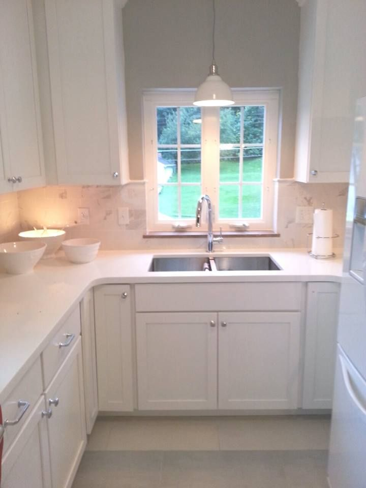 Pottery Barn Pendant Light Over Kitchen Sink Kitchen Sink