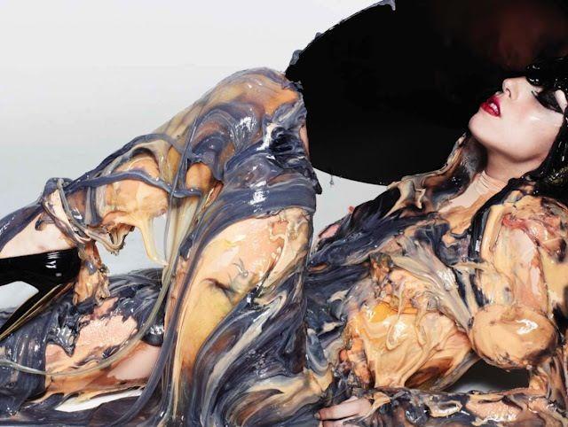 Gaga: Nick Knight