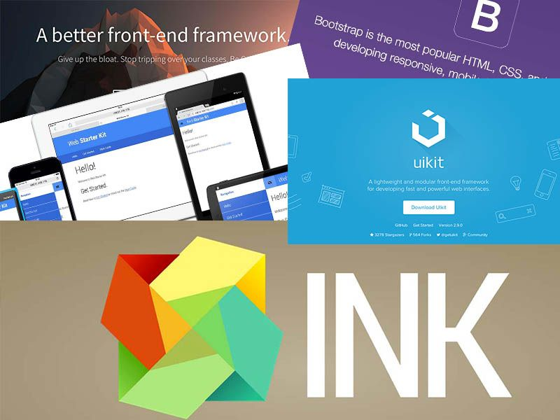 Best Web Designing Frameworks For 2014 Revisited