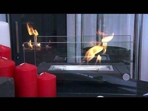 Bioethanol-Kamine im Test - Welt der Wunder - YouTube