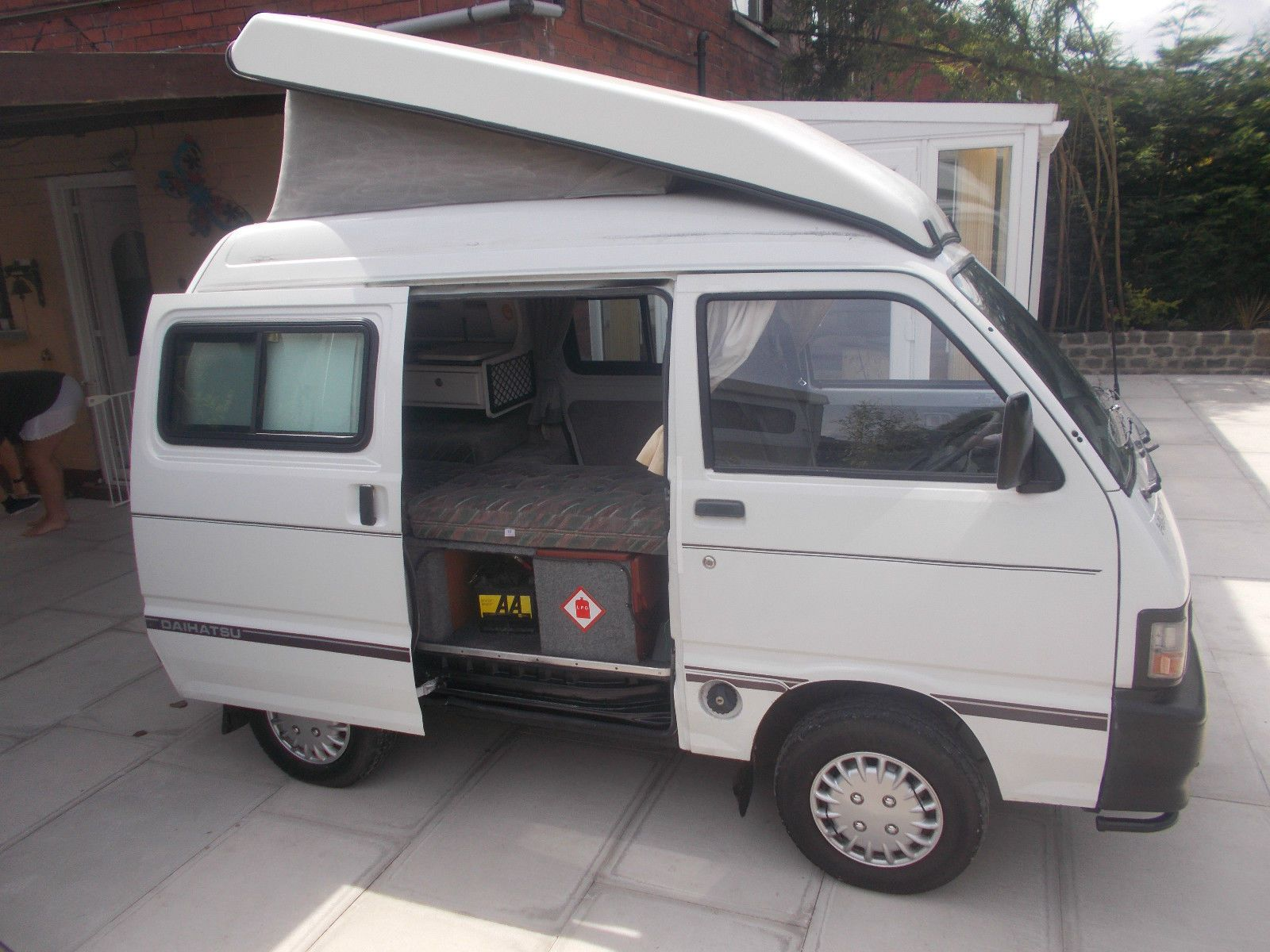 1999 V Daihatsu Hijet , Motorhome , Camper Van , Day Van