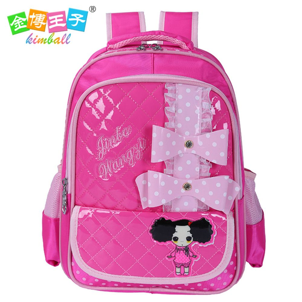 Bag · Jinbowangzi Waterproof 14.17 11.02  5.91Inches Nylon Randoseru  Schoolbag Backpack for Girls 98f8ad6de4bd7