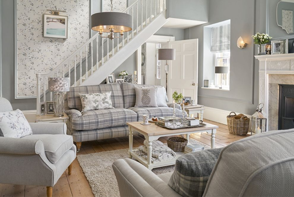 Decor Ideas For Living Rooms: MoUrNiNg DoVe CoTtAgE