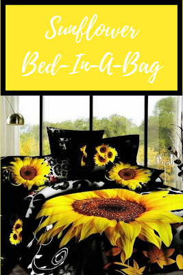 Sunflower Bed In A Bag Bed In A Bag Bed Sets For Sale Bed