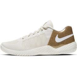 Womens tennis shoes  NikeCourt Flare 2 Womens Hard Court Tennis Shoe  Cream NikeNike