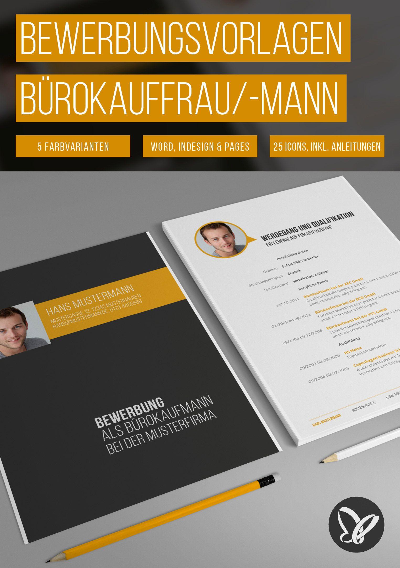 Trainings Vorlagen Fur Photoshop Indesign Affinity Cinema 4d Bewerbung Als Burokauffrau Burokauffrau Kauffrau