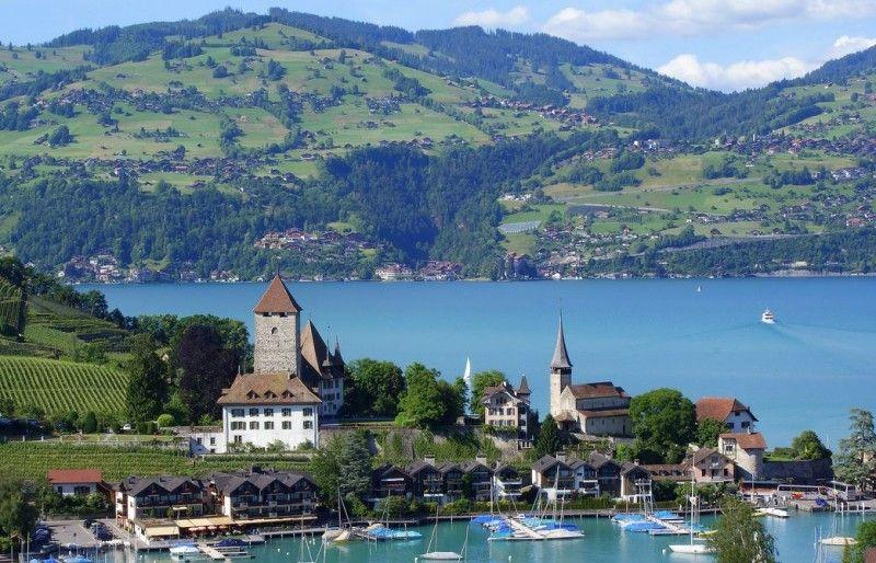 Los Mejores Lugares Para Visitar En Suiza Guiaviajesa Com Viaje A Suiza Destinos Vacaciones Paisajes