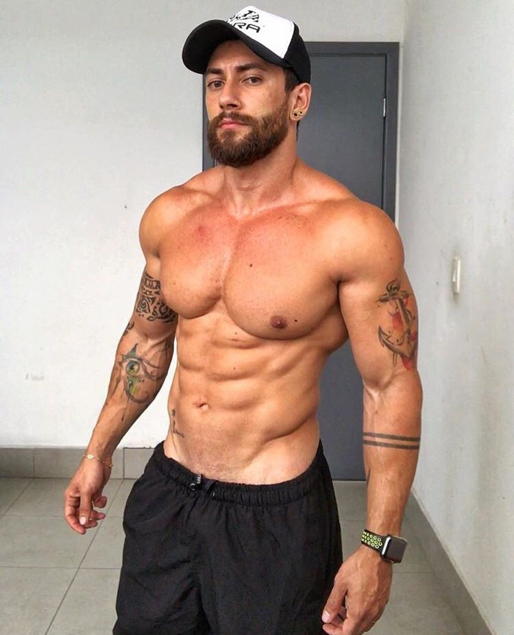 5c817b184 #sexy #hot #handsome #cute #men #man #heartthrob #beauty #muscle #tattoo  #workout #pose #photoshoot