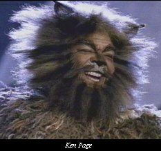 Ken Page as Old Deuteronomy in Cats Cats musical, Cat