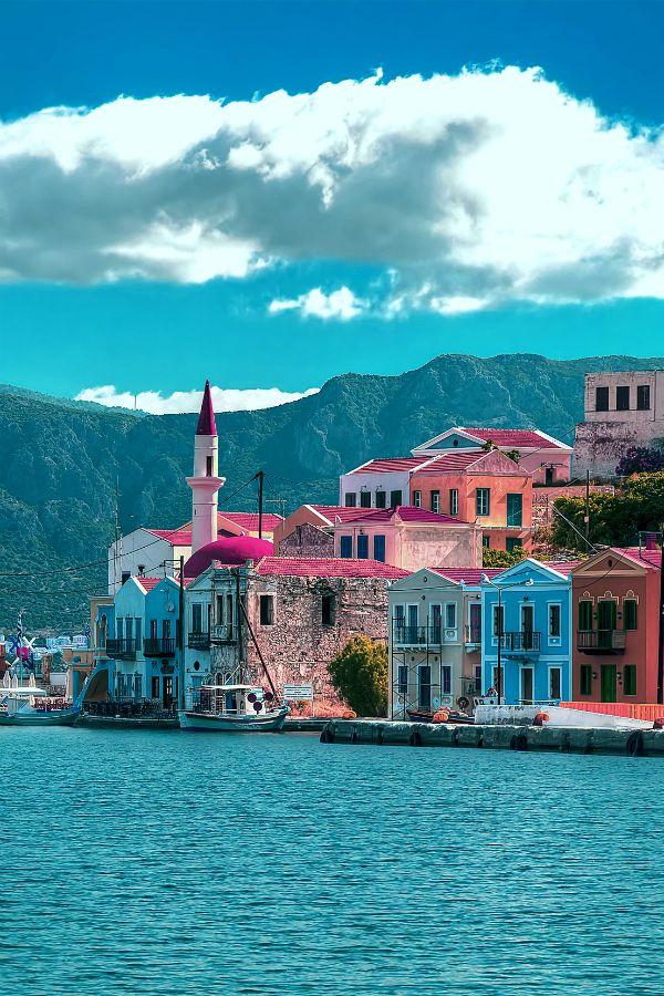 Kastelorizo | Dodecanese Islands| Greece