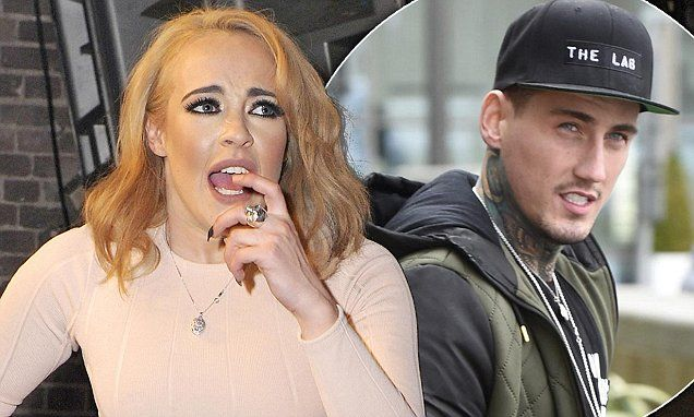 Stephanie Davis rushed to hospital with 'stress-induced ...