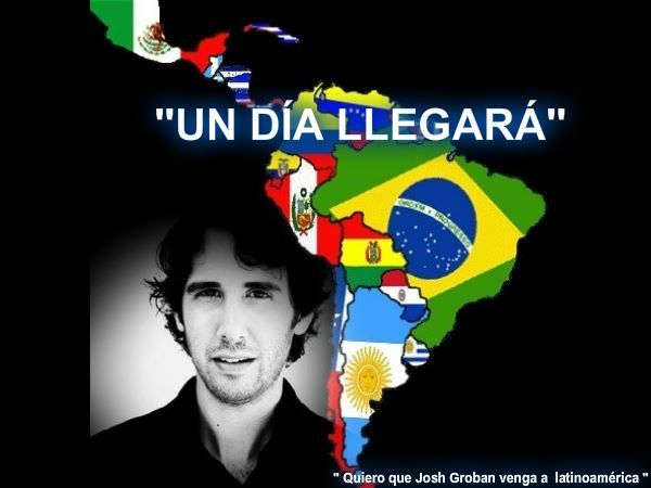 Josh Groban https://www.facebook.com/JGamericalatina