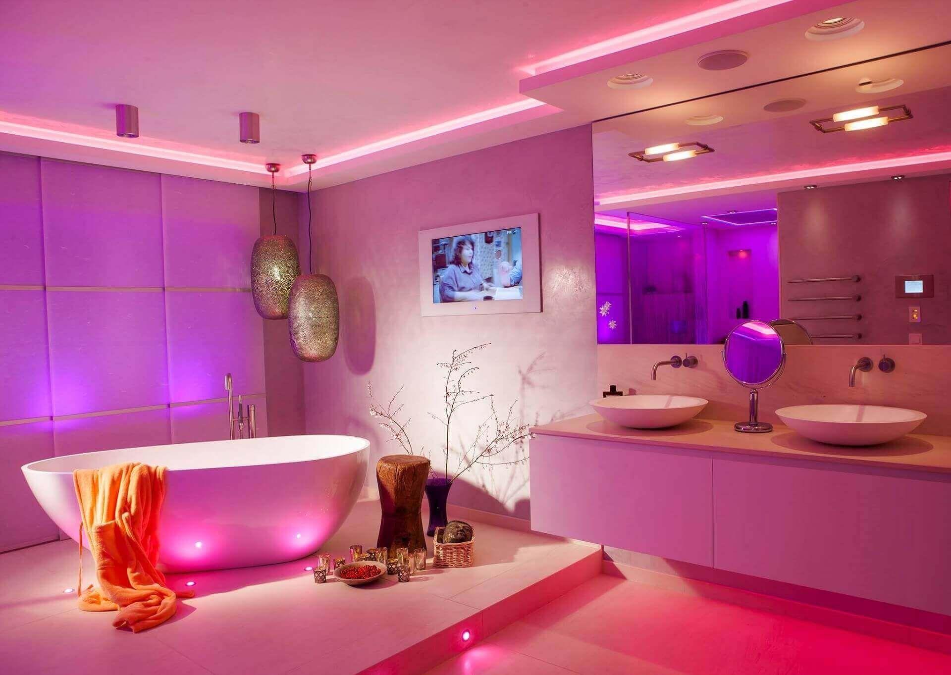 Raum und Licht-Design für die Sinne mit Torsten Mueller | Badezimmer ...
