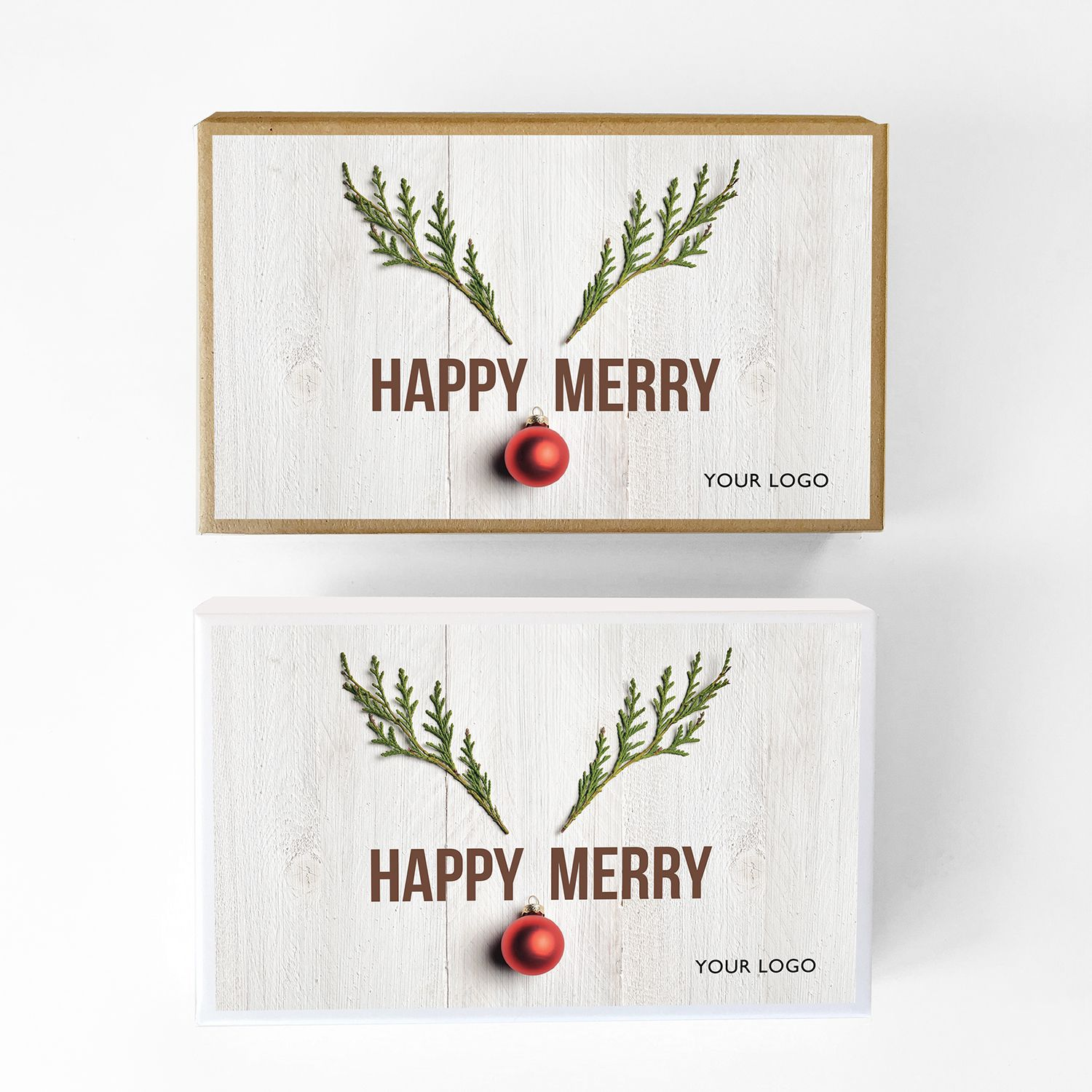 Custom Holiday Corporate Gifts Filled With Creamy All Natural Good