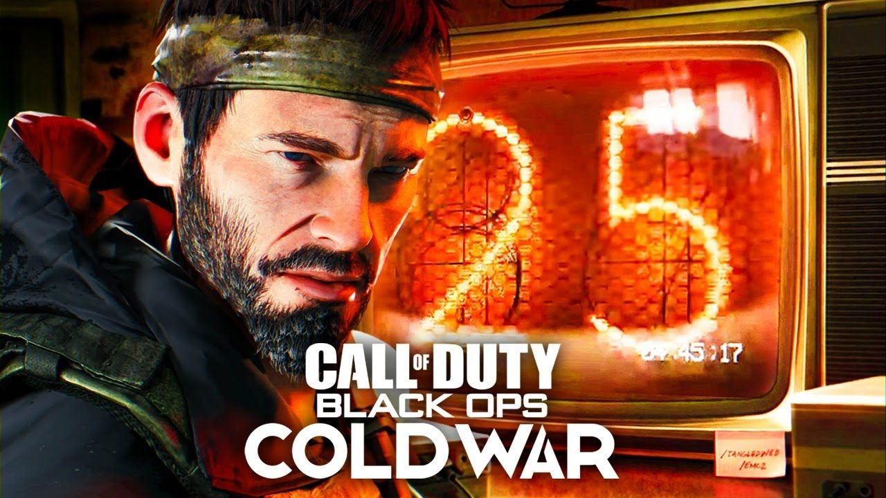 Black Ops Cold War Reveal Final New Easter Egg Step Call Of Duty 2020