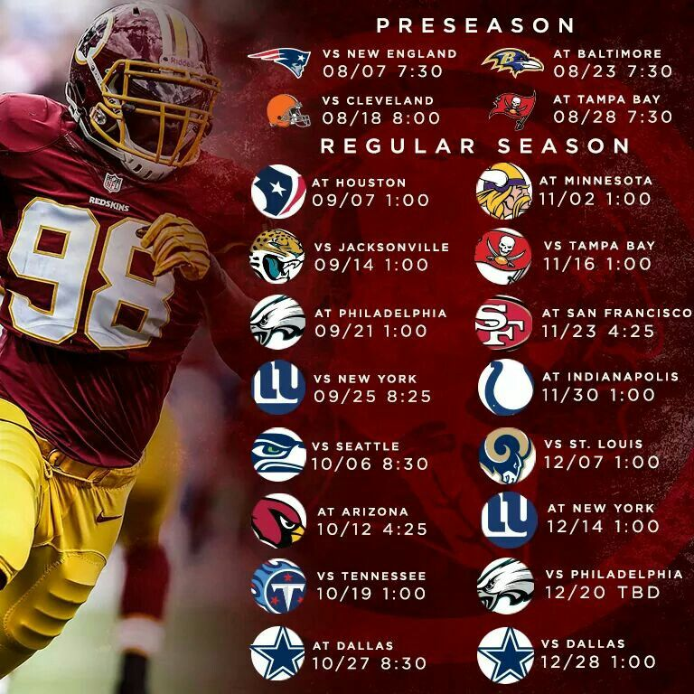 Fav things (With images) Washington redskins, Redskins