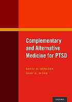 Complementary and alternative medicine for PTSD | New Books