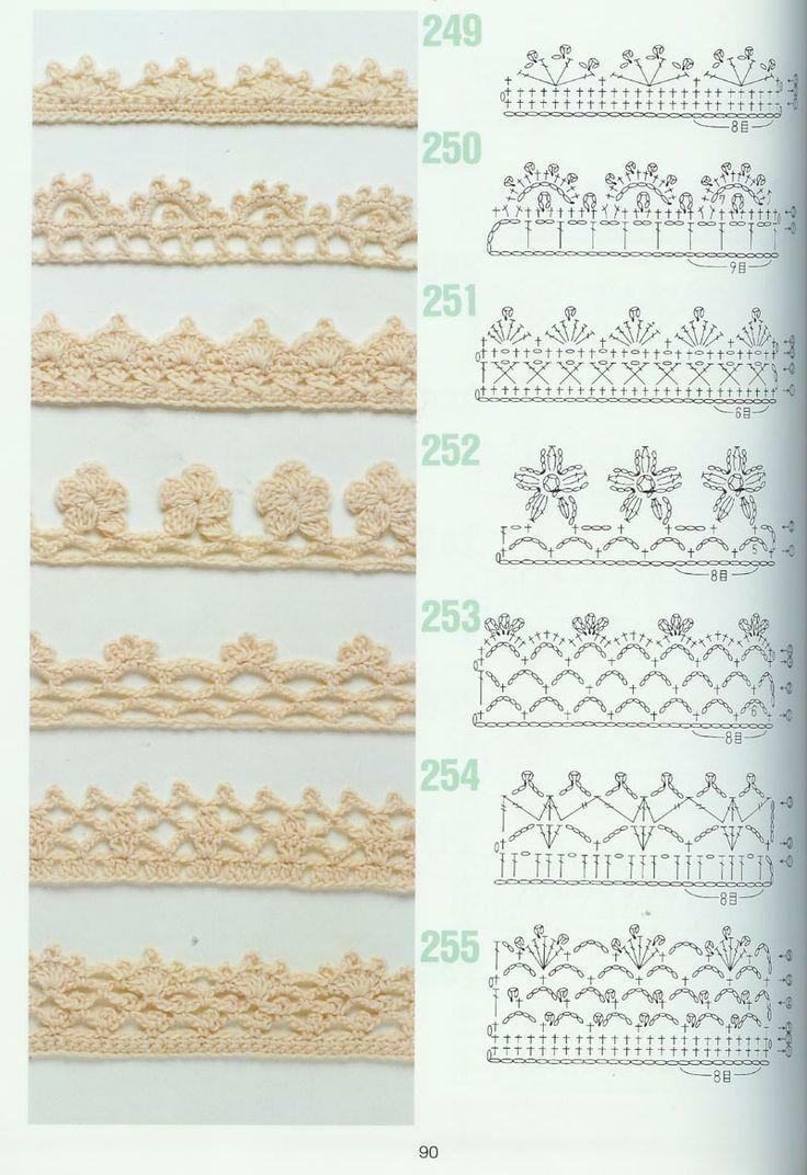 Haakpatroon Randjes Handmade Nl Crochet Pinterest Crochet