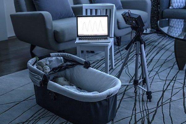 Researchers turn smart speaker into baby sleep monitor