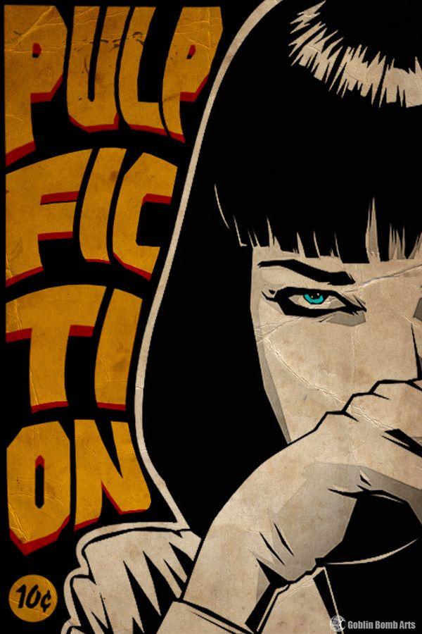 Pin By Celcop 19 On Iphone Wallpapers In 2020 Movie Art Pulp Fiction Pop Art