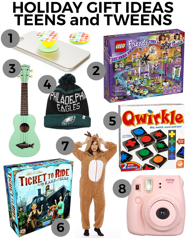 Guitarist xmas gifts for teens